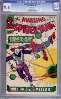 Amazing Spider-Man #36 CGC 9.6 w