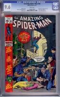 Amazing Spider-Man #96 CGC 9.6 w
