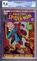 Amazing Spider-Man #106 CGC 9.6 w
