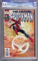 Amazing Spider-Man #442 CGC 9.8 w Variant Cover