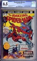 Amazing Spider-Man #134 CGC 6.5 ow/w