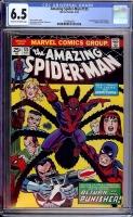Amazing Spider-Man #135 CGC 6.5 cr/ow