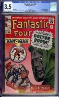 Fantastic Four #16 CGC 3.5 ow/w