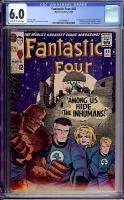 Fantastic Four #45 CGC 6.0 ow/w