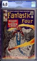 Fantastic Four #47 CGC 6.0 ow