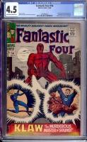 Fantastic Four #56 CGC 4.5 ow/w