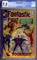Fantastic Four #59 CGC 7.5 ow/w