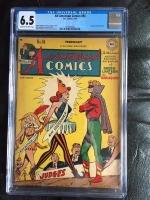 All-American Comics #94 CGC 6.5 cr/ow