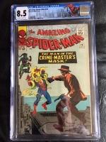 Amazing Spider-Man #26 CGC 8.5 ow/w