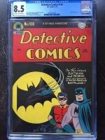 Detective Comics #108 CGC 8.5 ow/w