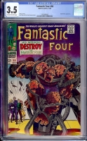 Fantastic Four #68 CGC 3.5 ow/w