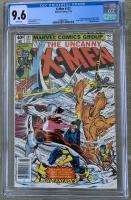 X-Men #121 CGC 9.6 w