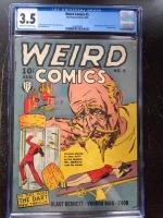 Weird Comics #5 CGC 3.5 cr/ow