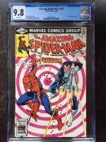 Amazing Spider-Man #201 CGC 9.8 w