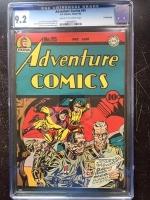 Adventure Comics #95 CGC 9.2 cr/ow Crowley Copy