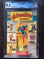 Adventure Comics #300 CGC 8.5 ow/w