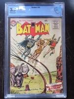Batman #93 CBCS 3.5 ow/w