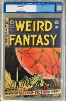 Weird Fantasy #13 CGC 9.0 w Gaines File Copy