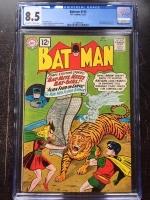 Batman #144 CGC 8.5 ow/w