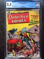 Detective Comics #135 CGC 5.5 w