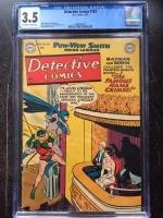 Detective Comics #183 CGC 3.5 ow/w