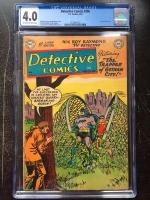 Detective Comics #206 CGC 4.0 ow/w