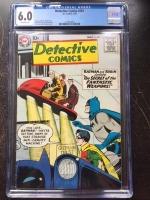 Detective Comics #263 CGC 6.0 ow