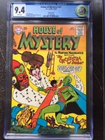 House of Mystery #147 CGC 9.4 w Pennsylvania