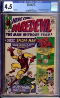 Daredevil #1 CGC 4.5 ow