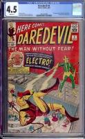 Daredevil #2 CGC 4.5 w