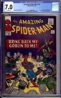 Amazing Spider-Man #27 CGC 7.0 ow