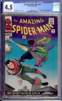 Amazing Spider-Man #39 CGC 4.5 ow/w