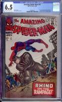 Amazing Spider-Man #43 CGC 6.5 ow/w