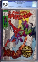 Amazing Spider-Man #97 CGC 9.0 w