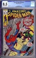 Amazing Spider-Man #98 CGC 8.5 ow/w
