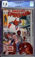 Amazing Spider-Man #99 CGC 7.5 w