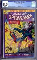 Amazing Spider-Man #102 CGC 8.0 w