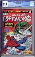 Amazing Spider-Man #145 CGC 9.4 w