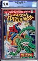 Amazing Spider-Man #146 CGC 9.0 w