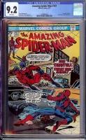 Amazing Spider-Man #147 CGC 9.2 w