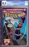 Amazing Spider-Man #148 CGC 8.5 ow/w