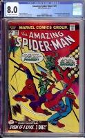 Amazing Spider-Man #149 CGC 8.0 ow/w