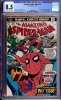 Amazing Spider-Man #150 CGC 8.5 ow/w