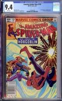 Amazing Spider-Man #239 CGC 9.4 w