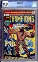 Champions #1 CGC 9.0 ow/w