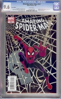 Amazing Spider-Man #577 CGC 9.6 w Variant Edition