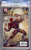 Amazing Spider-Man #579 CGC 9.6 w Variant Edition