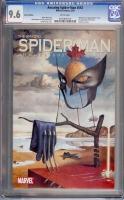 Amazing Spider-Man #592 CGC 9.6 w Variant Edition