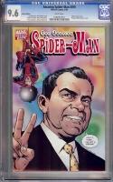 Amazing Spider-Man #599 CGC 9.6 w Variant Edition