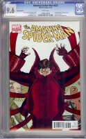 Amazing Spider-Man #623 CGC 9.6 w Variant Edition